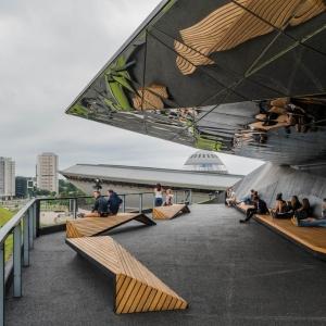 عکس - مرکز همایش های بین المللی Katowice ، اثر تیم معماری JEMS ، لهستان