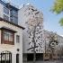 عکس - نمای متفاوت هتلی در شیلی