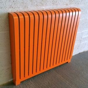 تصویر - ایده هایی برای پانل های رادیاتور و نحوه ترکیب آن با مبلمان - معماری