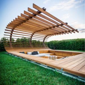 تصویر - استخر و فضای استراحت زیبای Le Monde ، اثر تیم طراحی Alesandro Isola ، ایتالیا - معماری