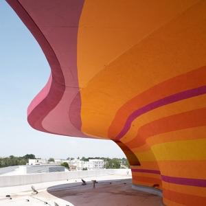 تصویر - طراحی معمارانه پد فرود هلیکوپتر، اثر استودیو طراحی DOMY ، چک - معماری