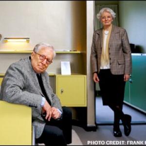تصویر - جایزه سال شخصیتهای تأثیرگذار برای همسران معمار و آغازگران پستمدرنیسم - معماری