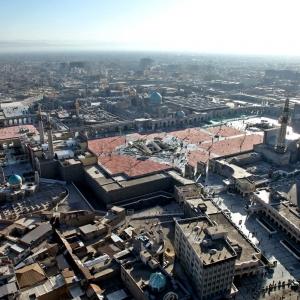 تصویر - حرم حضرت علی بن موسی الرضا (ع) ، الگوی هنر ایرانی - اسلامی - معماری