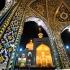 عکس - حرم حضرت علی بن موسی الرضا (ع) ، الگوی هنر ایرانی - اسلامی