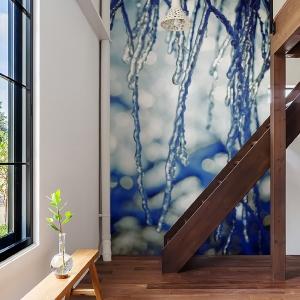 تصویر - نقاشی های دیواری با حال و هوای زمستان - معماری
