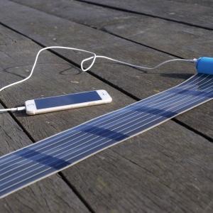 تصویر - جمع و جورترین شارژر خورشیدی جهان - معماری
