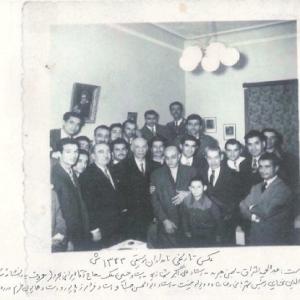 تصویر - به مناسبت درگذشت مهندس عبدالحمید اشراق - معماری