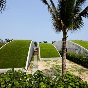 عکس - پروژه تفرحی ساحلی Naman ، اثر تیم معماری Vo Trong Nghia ، ویتنام
