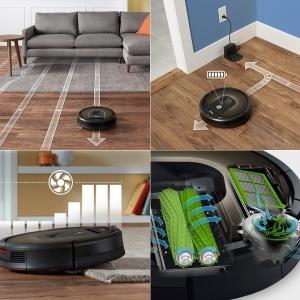 تصویر - Roomba 980، ربات نظافتچی هوشمند - معماری