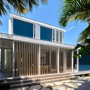 تصویر - تجربه آرامش در خانه ای به سبک مناطق گرمسیری، اثر تیم معماری Luigi Rosselli ،استرالیا - معماری