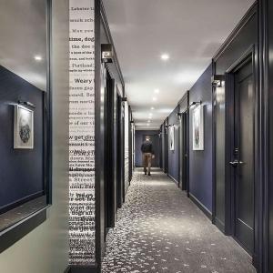 تصویر - ایده هایی عالی برای طراحی راهروهای هتل و فضاهای عمومی-بخش اول - معماری