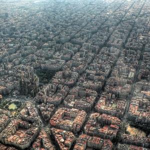 تصویر - نشانه های شهری معروف از زوایایی که تاکنون ندیده اید. - معماری