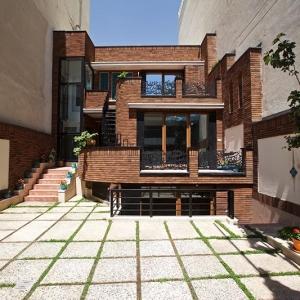 عکس - مرمت و احیای خانه الفت ، اثر گروه معماری نقش فیروزه ، تهران