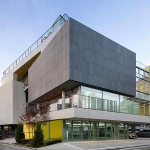 عکس - مرکز فرهنگی Spacumer ، اثر تیم معماری L EAU design و Kim Dong-jin ،کره جنوبی