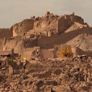 تصویر - عظیمترین بنای خشتی جهان در امنیت است؟ - معماری