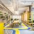 عکس - طراحی داخلی مدرن دفترکار Yuanyang Express We ، اثر تیم طراحی MAT Office ، چین
