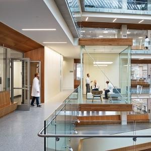 تصویر - مرکز تحقیقات موسسه Allen ، اثر مشترک تیم طراحی perkins و will، آمریکا - معماری