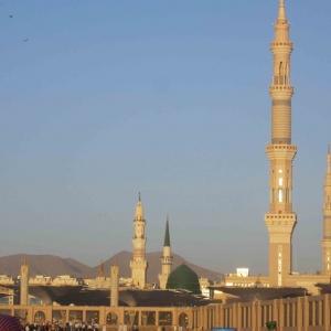 عکس - مدینهالنبی، معماری اولین مساجد تاریخ اسلام به دست حضرت محمد (ص)