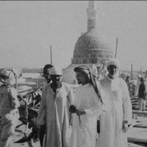تصویر - مدینهالنبی، معماری اولین مساجد تاریخ اسلام به دست حضرت محمد (ص) - معماری