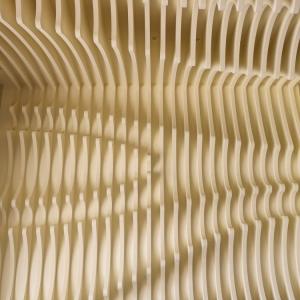 تصویر - بیان متفاوت و ساده از فضا در معماری، اثر Cai-In Interior Design - معماری