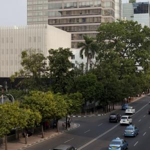 عکس - سفارت فرانسه در جاکارتا، اثر تیم طراحی Segond-Guyon ،اندونزی