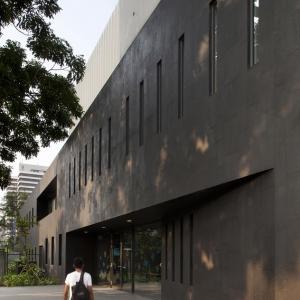 تصویر - سفارت فرانسه در جاکارتا، اثر تیم طراحی Segond-Guyon ،اندونزی - معماری