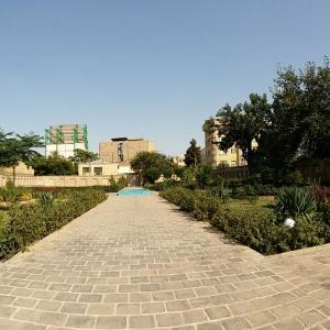 تصویر - خانه حاج حسین ملک ، مشهد - معماری