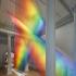 عکس - تارهای رنگین کمانی ،اثر خلاقانه هنرمند gabriel dawe