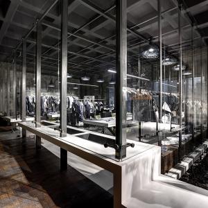 عکس - دفتر مرکزی کارخانه نساجی V ،اثر تیم طراحی Zemberek Design ،ترکیه