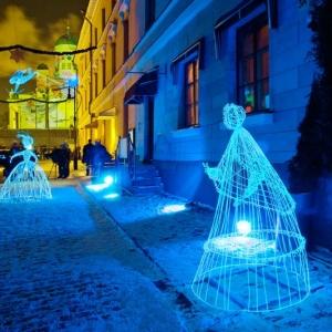 عکس - تصاویری از فستیوال نور 2016 هلسینکی