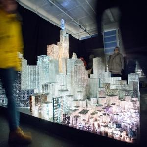 تصویر - تصاویری از فستیوال نور 2016 هلسینکی - معماری