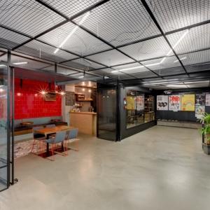 عکس - مرکز فرهنگی سینمایی Moda Sahnesi ،اثر تیم معماری Halukar Architecture،ترکیه
