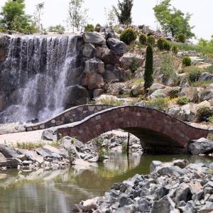 تصویر - افتتاح اولین پارک مینیاتوری مشهد،همزمان با دهه فجر - معماری