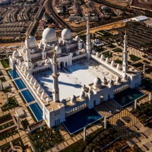 عکس - گشتی در ابوظبی پایتخت امارات