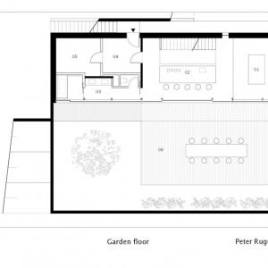 تصویر - خانه M ، اثر تیم معماری Peter Ruge Architekten ، آلمان - معماری