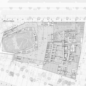 تصویر - مرکز همایش ها و سالن ارکستر ملی شهر Angers ، اثر تیم معماری kengo kuma ، فرانسه - معماری