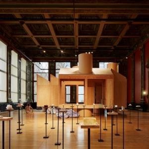 تصویر - معماری همه جا هست ،فوجیموتو در بینال معماری شیکاگو - معماری
