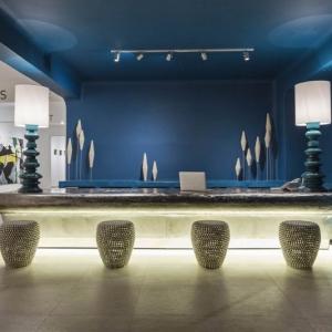تصویر - نگاهی به هتل Art ،واقع در جزیره یونانی سانتورینی - معماری