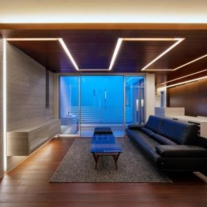 عکس - نورپردازی متفاوت خانه ای واقع در ناکازاکی ژاپن
