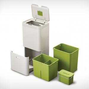 عکس - سطل زباله مدرن