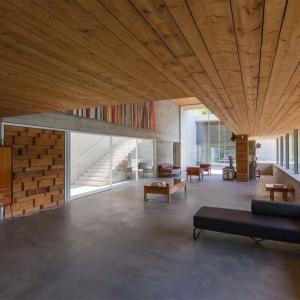 تصویر - خانه Geres ،اثر تیم معماری Carvalho Araujo ، پرتغال - معماری