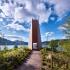 عکس - دیدگاه هرمی شکل ، هنرنمایی بی نظیر BTE architecture ، اسکاتلند