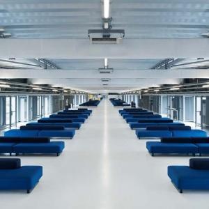 تصویر - فرودگاهی که شما را به دویدن دعوت می کند. - معماری