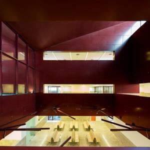 تصویر - بیمارستان تخصصی قلب Hisham A. Alsager ، اثر تیم معماری AGi ، کویت - معماری