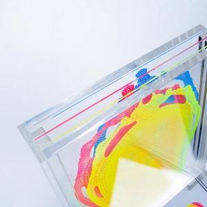 تصویر - طراحی متفاوت و خلاقانه صندلی Layer - معماری