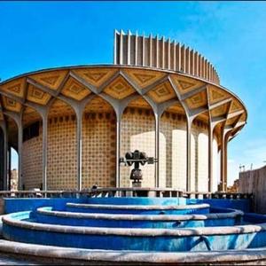 تصویر - تئاتر شهر،کولوسئوم نمایش تهران - معماری