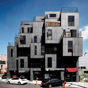 عکس - مجموعه مسکونی Sugar Lump ، اثر مشاور معماری UTAA ، کره جنوبی