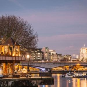 تصویر - خانه درختی با الهام از سبک آفریقایی در لندن - معماری