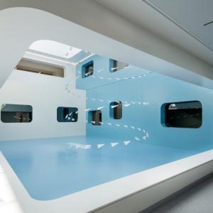 عکس - دانشکده پزشکی و مرکز درمانی Lausanne ، اثر مشاور طراحی meier و همکاران ، لوزان سوئیس