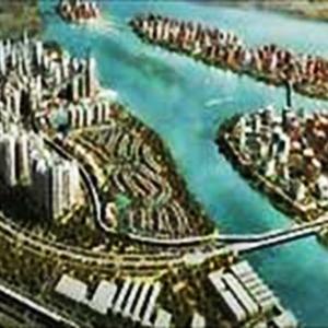 تصویر - بزرگترین شهر سبز شرق آسیا در مالزی - معماری